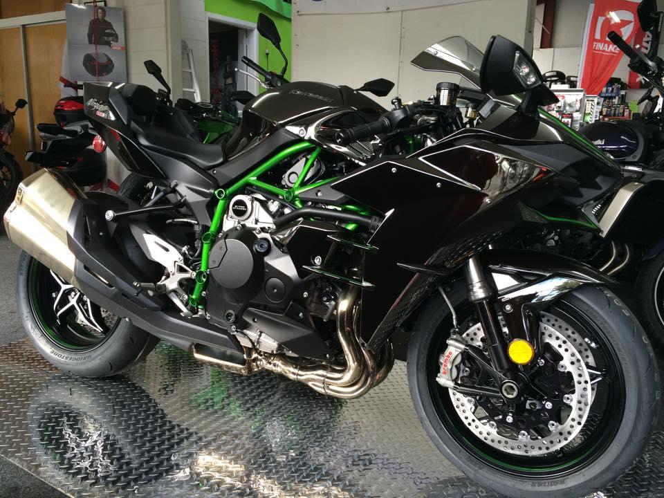 Kawasaki HR2
