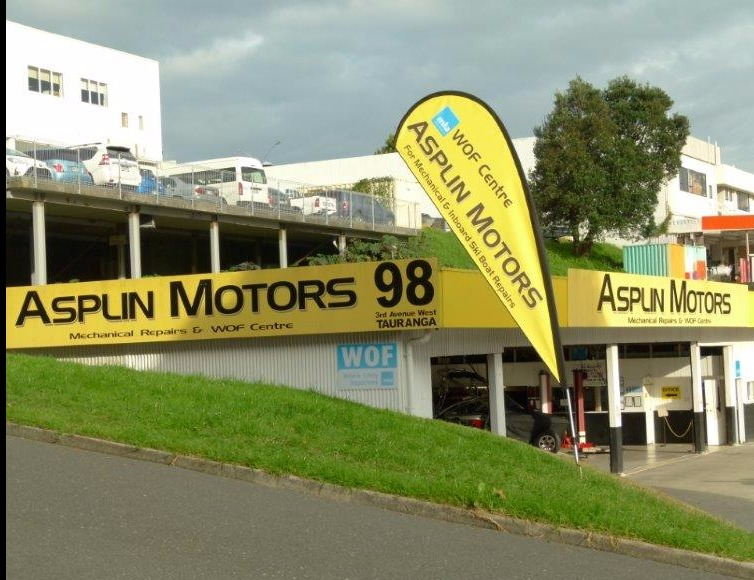 Asplin Motors Ltd