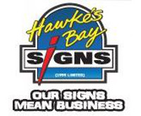Hawkes Bay Signs (1999) Limited