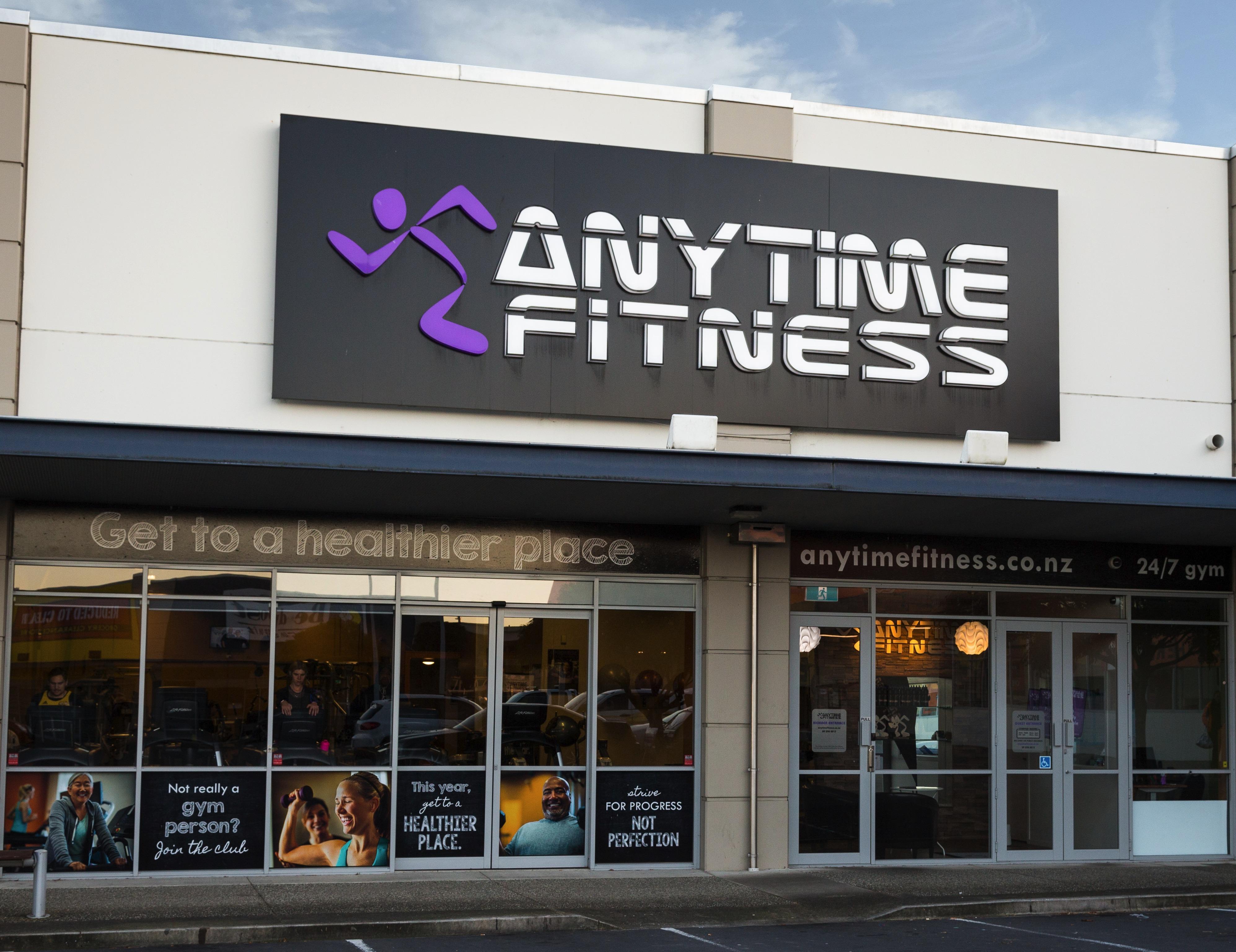 Anytime Fitness Takanini