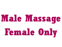 Male Massage Female Only