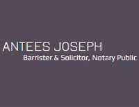 Antees Joseph Barrister & Solicitor