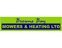 Browns Bay Mowers & Heating