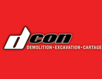 DCON Demolition Excavation Cartage Contractors