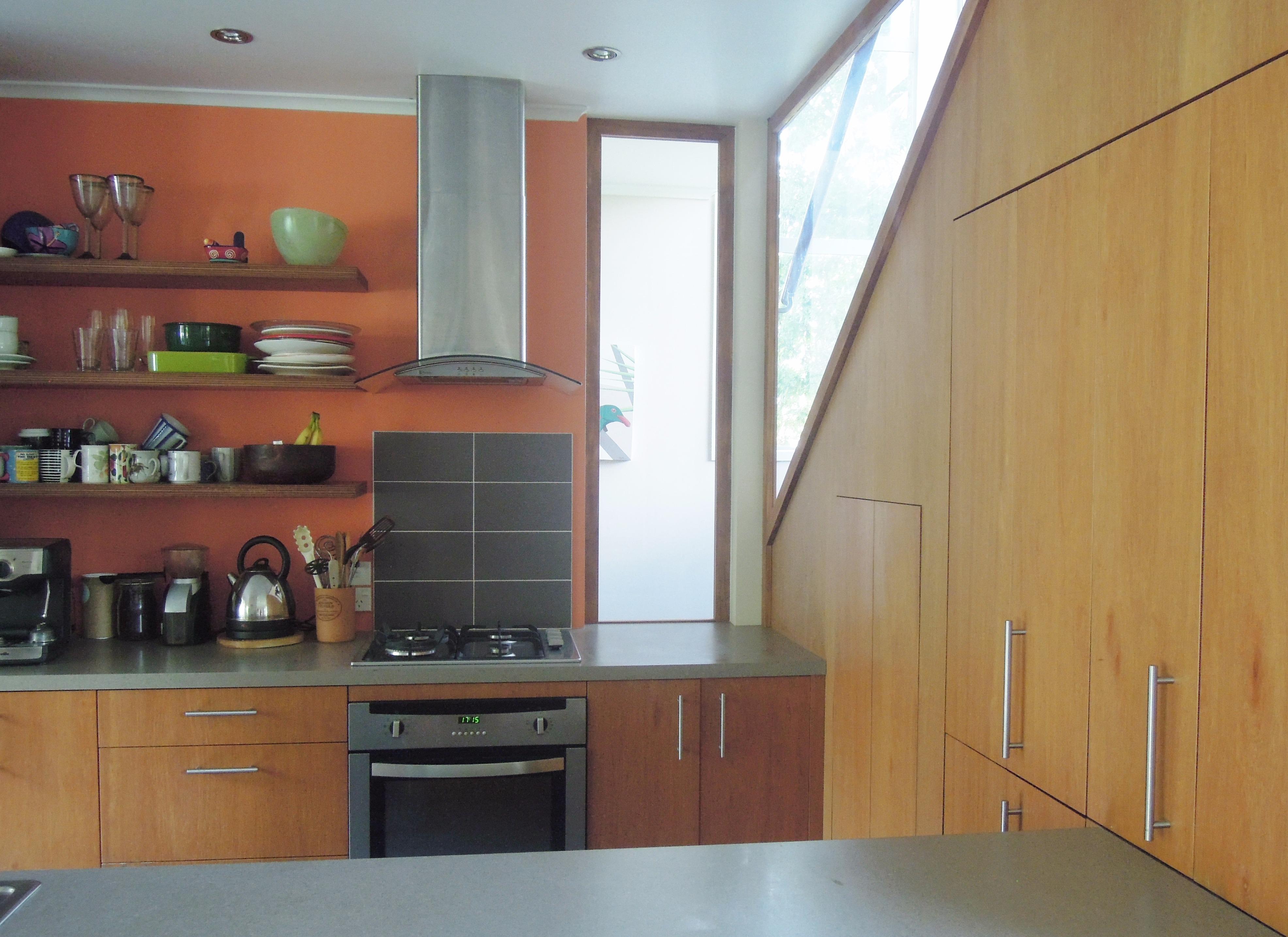 New kitchen in Oratia