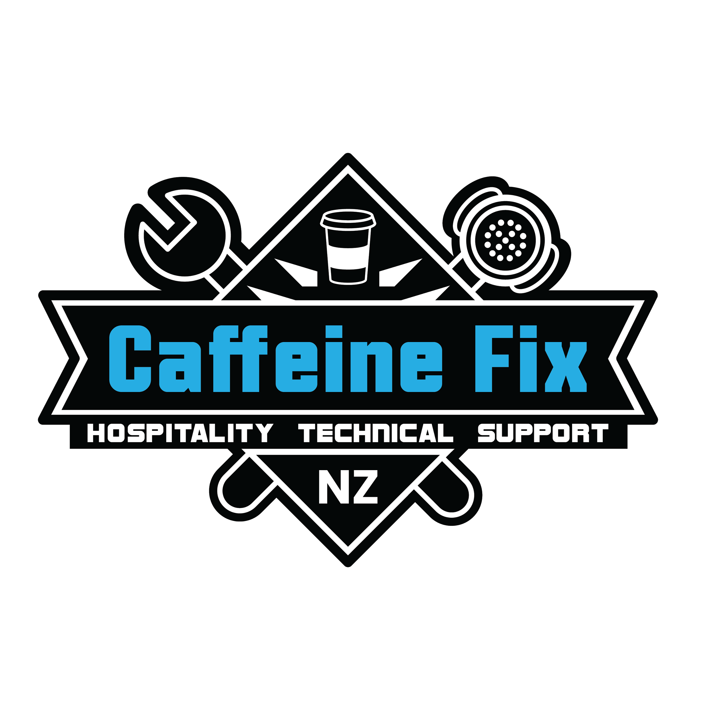 Caffeine Fix - Hospitality Technical Support