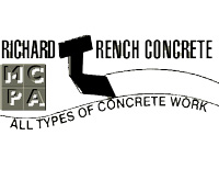 Trench Richard Concrete