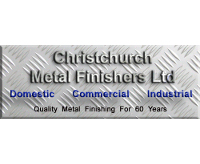 Christchurch Metal Finishers Ltd
