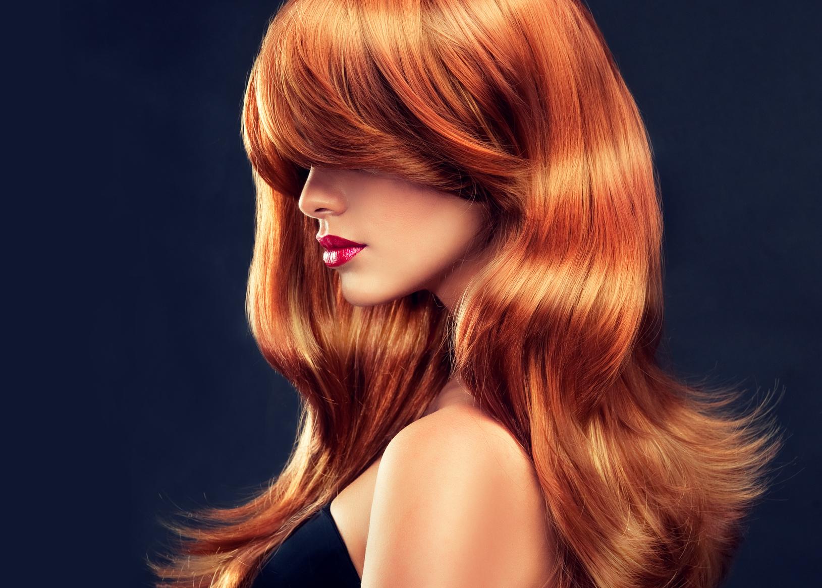 Солнечный поцелуй для волос