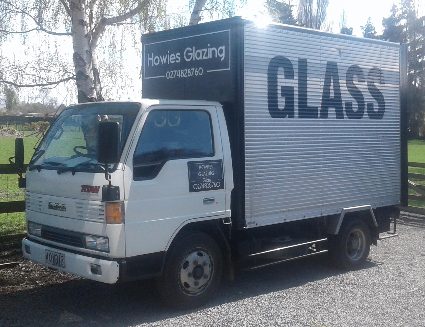 Howies Glazing
