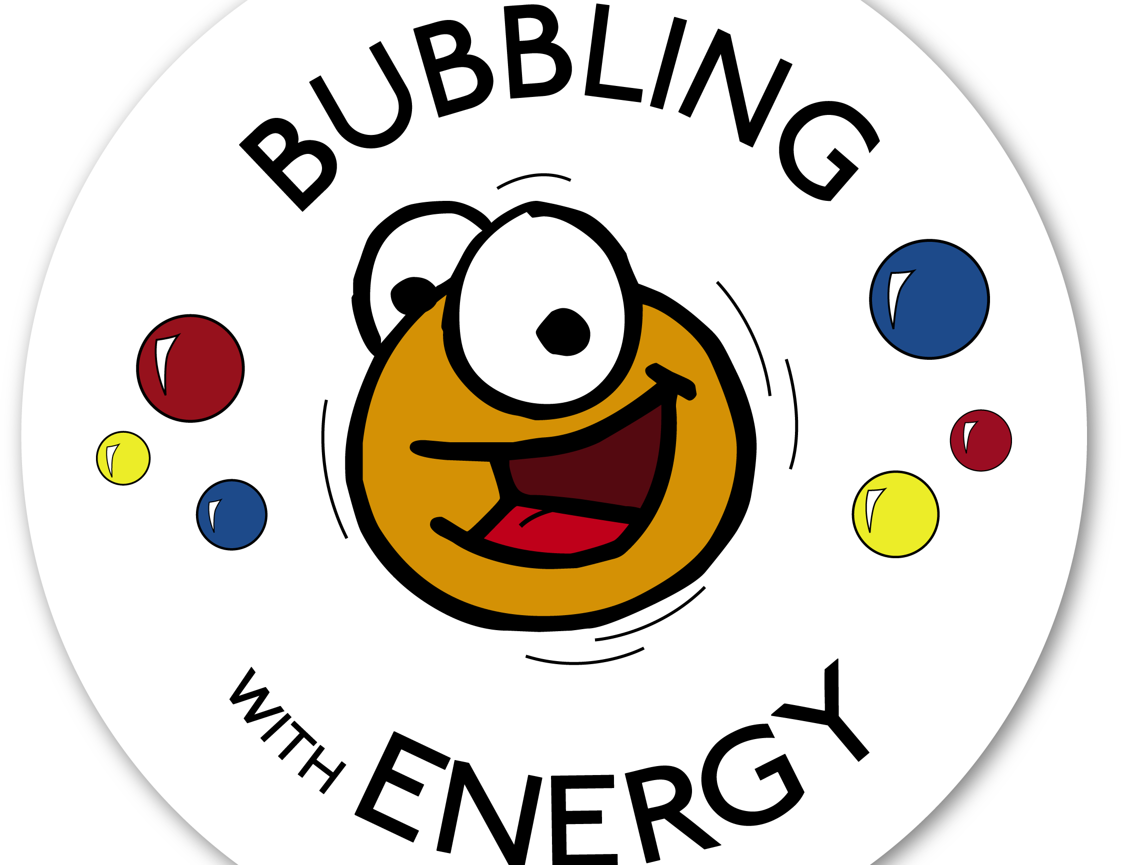 Bubbling With Energy Entertainment