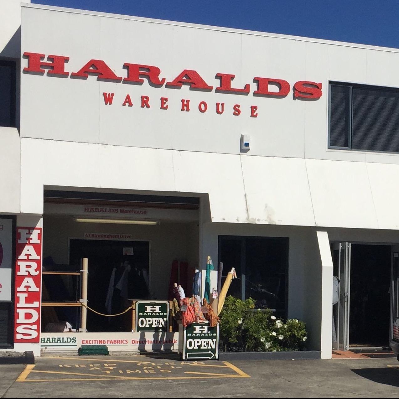 HARALDS Warehouse Fabrics
