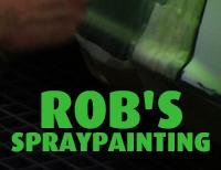 Rob's Spraypainting