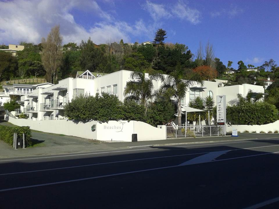 Beaches Motor Inn - Complete exterior repaint