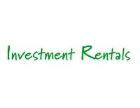 Investment Rentals