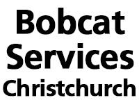 Bobcat Services Christchurch