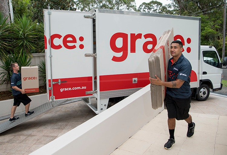 Local relocations and long distance moves.
