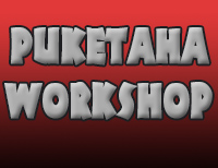 Puketaha Workshop