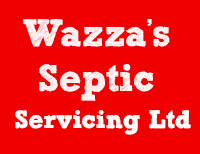 Wazza's Septic Servicing Ltd