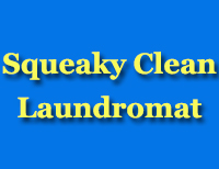 Squeaky Clean Laundromat