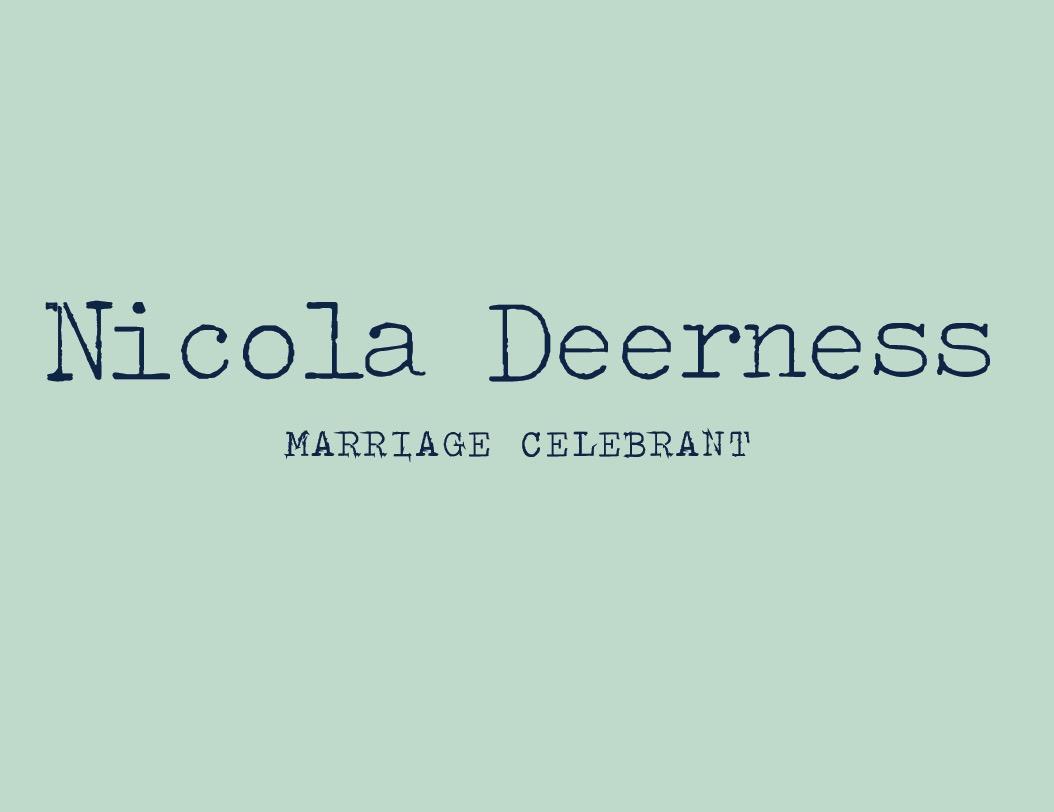 Nicola Deerness - Marriage Celebrant