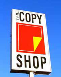 The Copy Shop Ltd