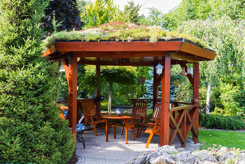 Constructive Landscape Solutions are experts with pergolas in Hawkes Bay