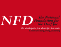 NFD - The National Foundation For The Deaf