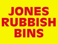 Jones Rubbish Bins
