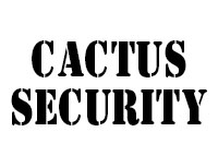 Cactus Security