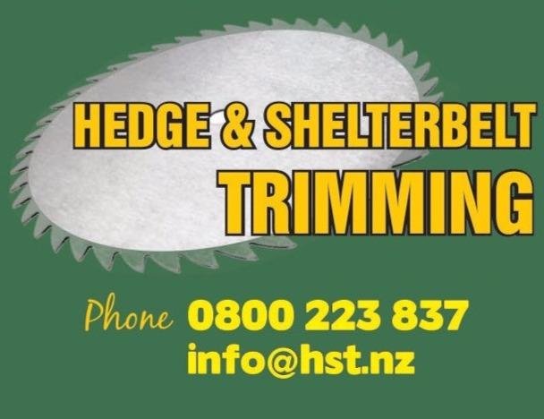 Hedge & Shelter Belt Trimming
