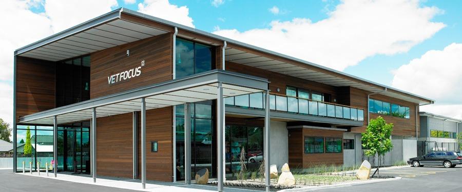 Te Awamutu Vets - Contractor to Livingstone Building NZ