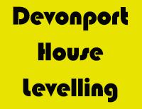 Devonport House Levelling