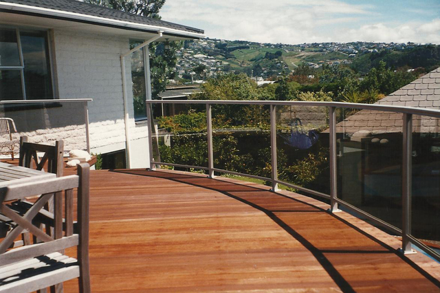 Balustrade Glazing