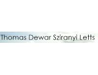 Thomas Dewar Sziranyi Letts