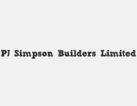 P J Simpson Builders Ltd