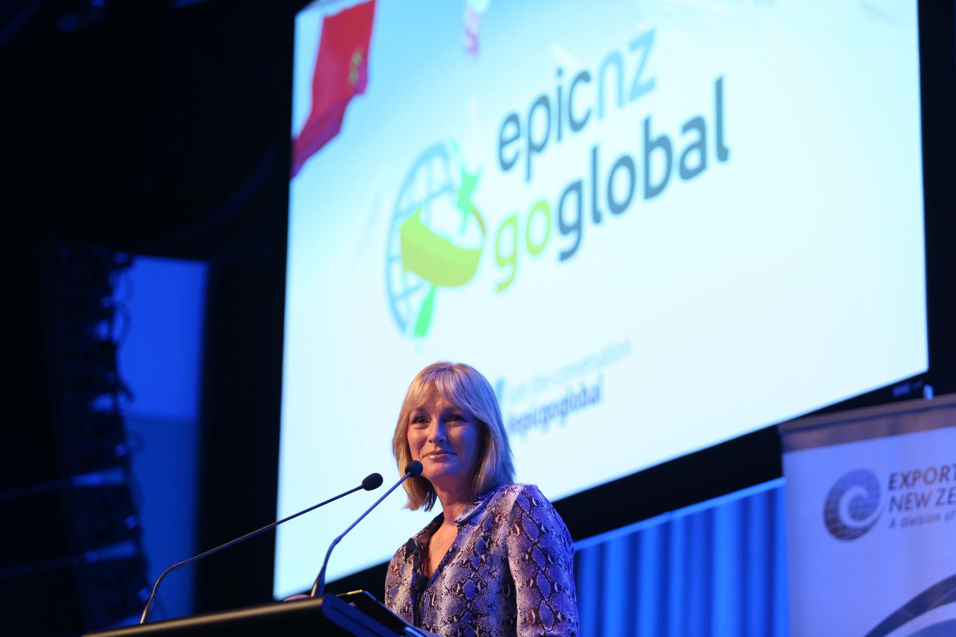 Epic NZ Go Global Conference in Auckland