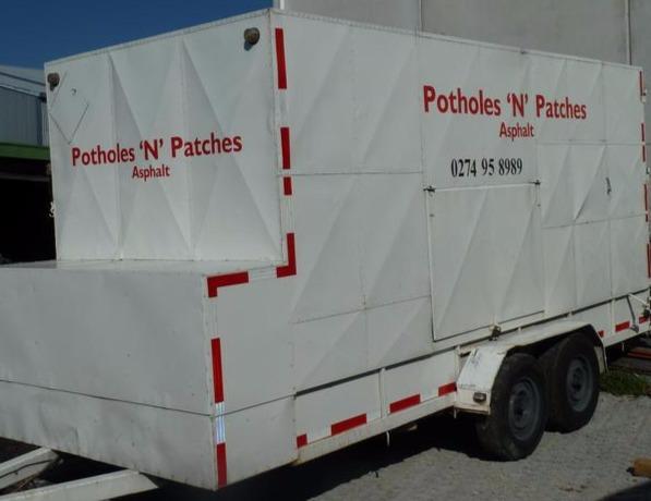 Pothole's n Patches