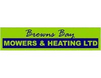 Browns Bay Mowers & Heating
