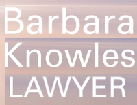 Barbara Knowles Lawyer