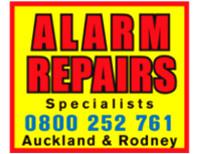Alarm Repairs Auckland