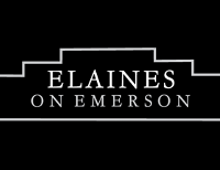 Elaines on Emerson