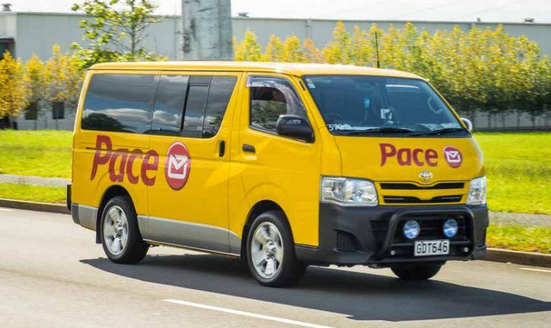 Pace Van