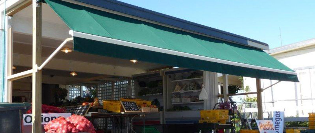Retractable Awnings for Commercial and Residential use