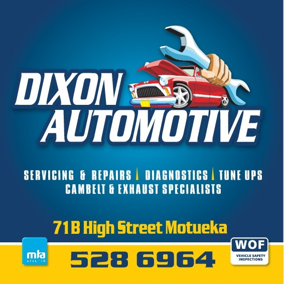 Dixon Automotive 2005 Ltd