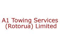 A1 Towing Services (Rotorua) Ltd