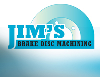 Jim's Brake Disc Machining