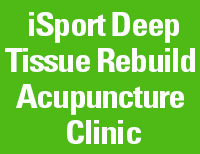 iSport Deep Tissue Rebuild Acupuncture Clinic