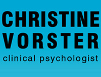 [Christine Vorster - Clinical Psychologist]