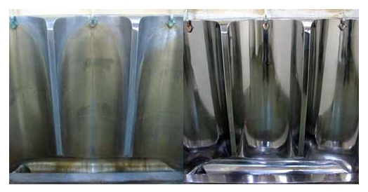 Restoring and Cleaning Stainless Steel Urinals